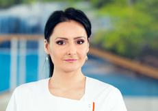 Kinetoterapeut Anca Netea