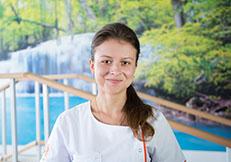 Asistent Doina Musteata