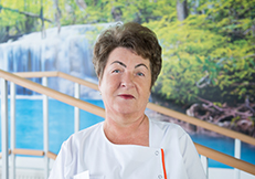 Reflexoterapeut Laura Bortas